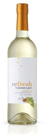 Turning Leaf Refresh Moscato